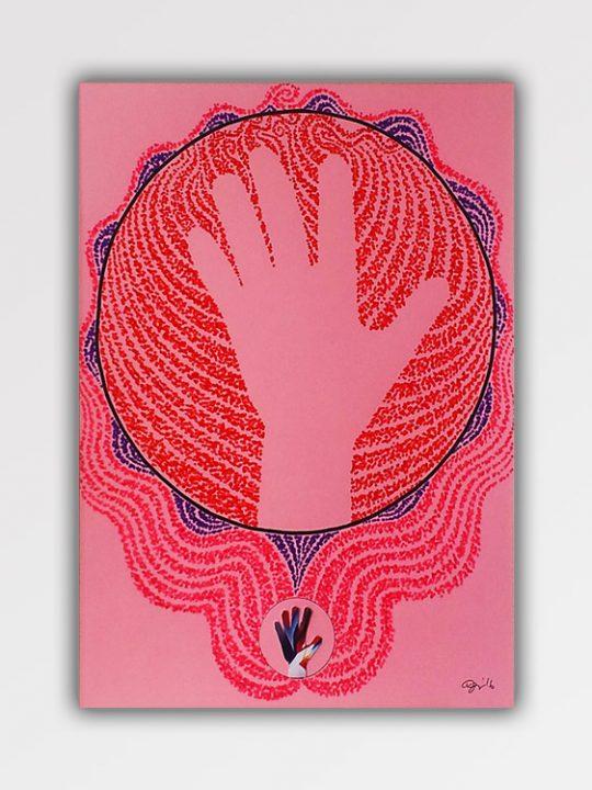 Pink-Hand-A3