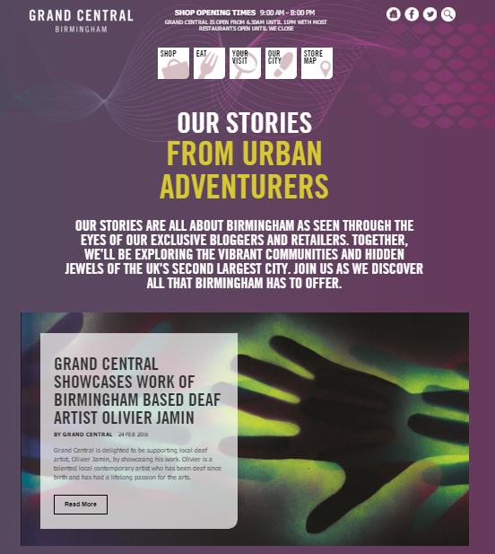 Capture - Grand Central blog about OJART Feb 2016